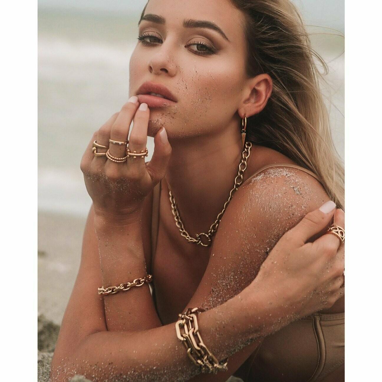Sahira Jenna Link Bracelet