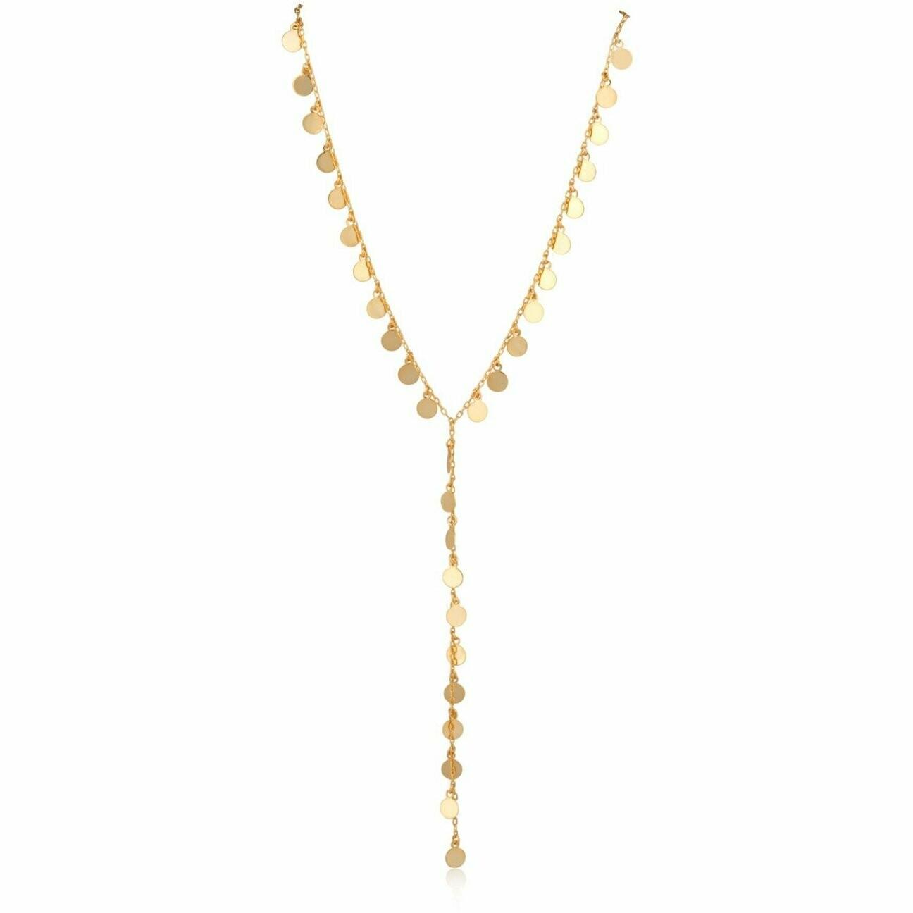 Sahira Cha Cha Lariat Necklace