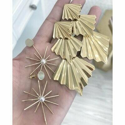 Sahira Sophie Deco Earrings