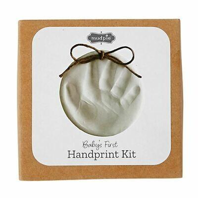 MudPie Baby's First Hand-Print Kit