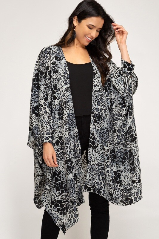Counting On You Cardigan ONE SIZE