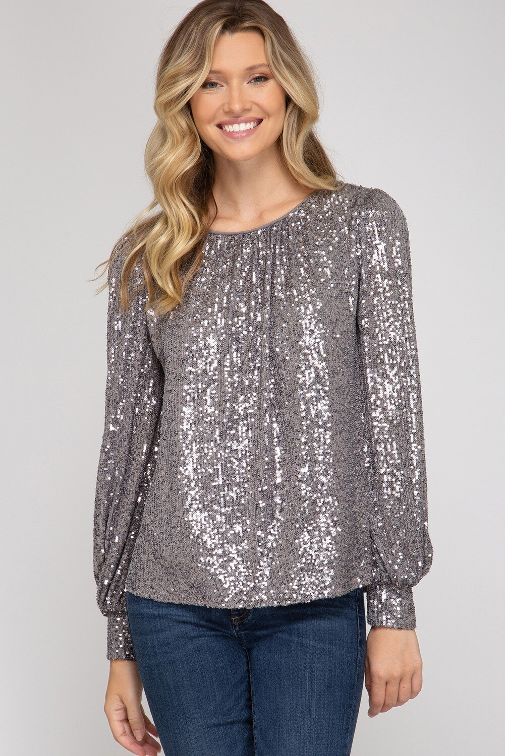 Own The Night Top