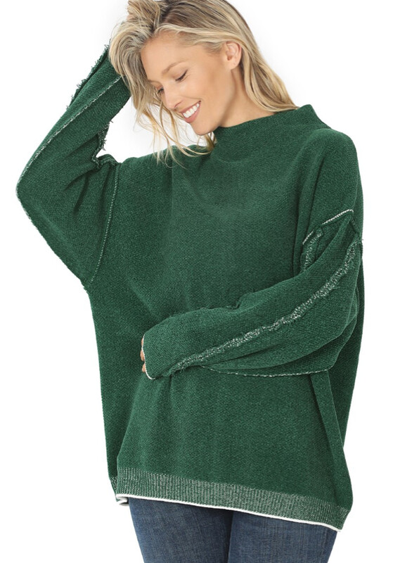Switch It Up Sweater