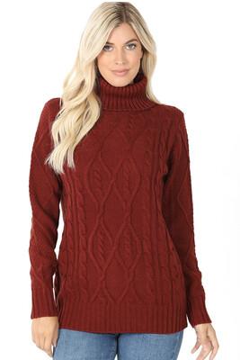 Bundled Up Sweater