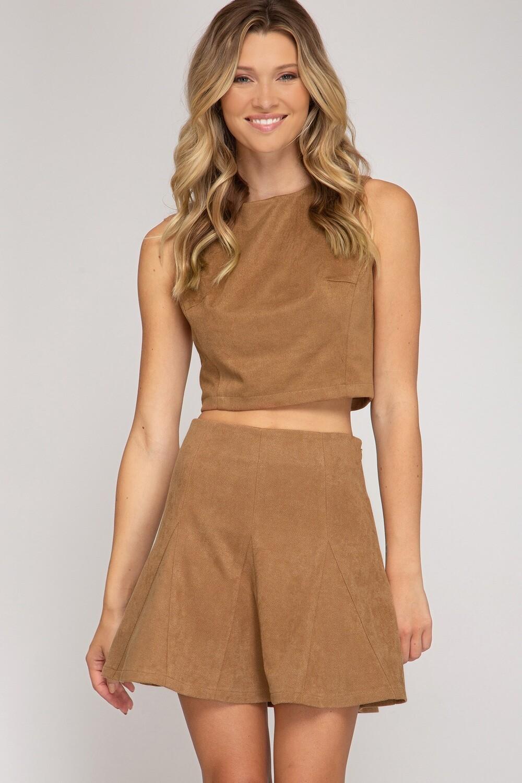 Flirty Flare Skirt