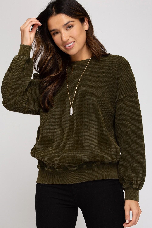 Warm Wishes Sweater