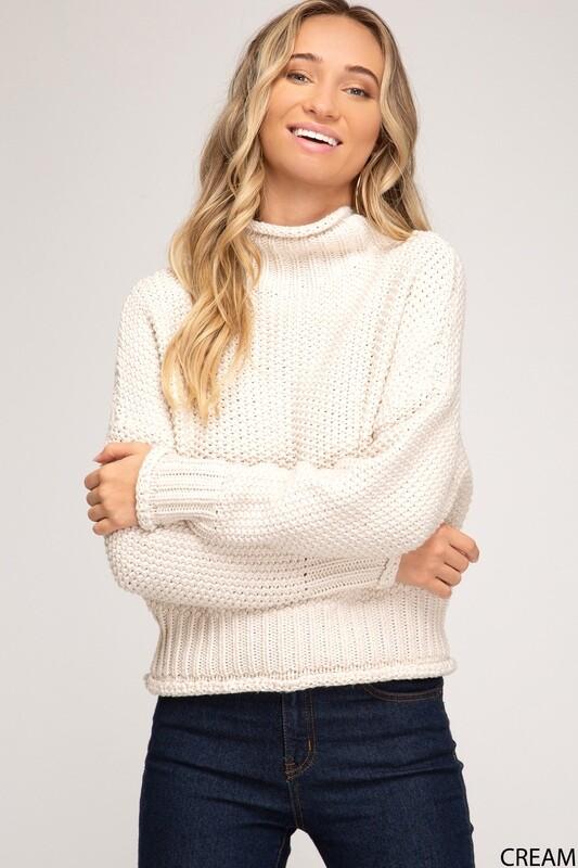 Always Humble Sweater