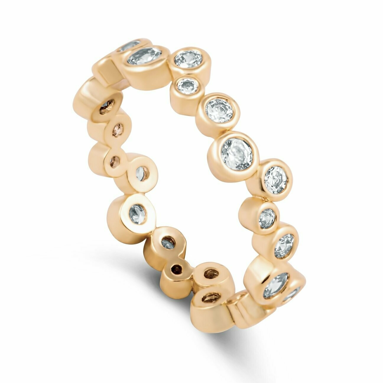 Sahira Claire Eternity Ring