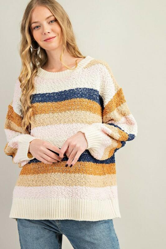 Salted Caramel Sweater