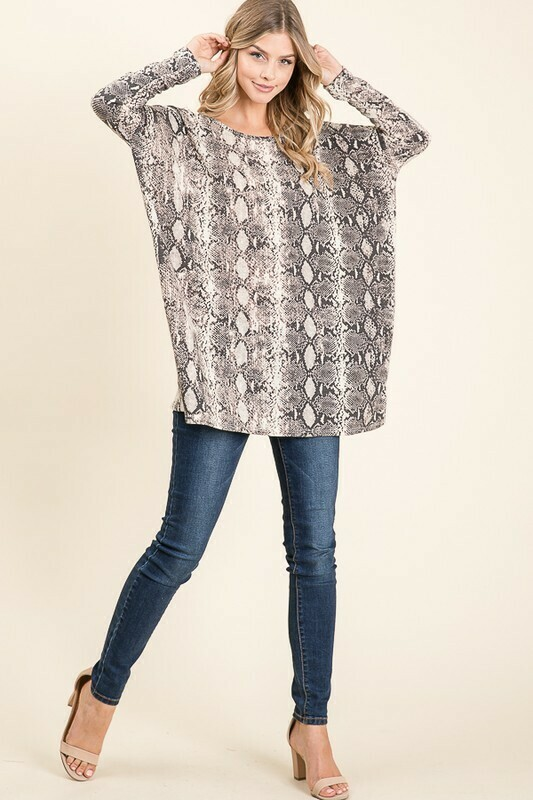 Ready & Willing Tunic