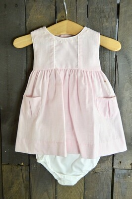 Sophie & Lucas Daisy Dress w/Sash