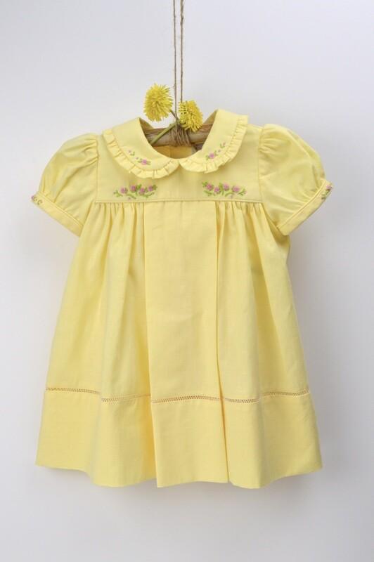 Sophie & Lucas Buttercup Dress