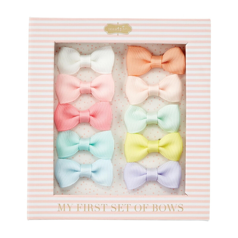 MudPie My First Set of Bows