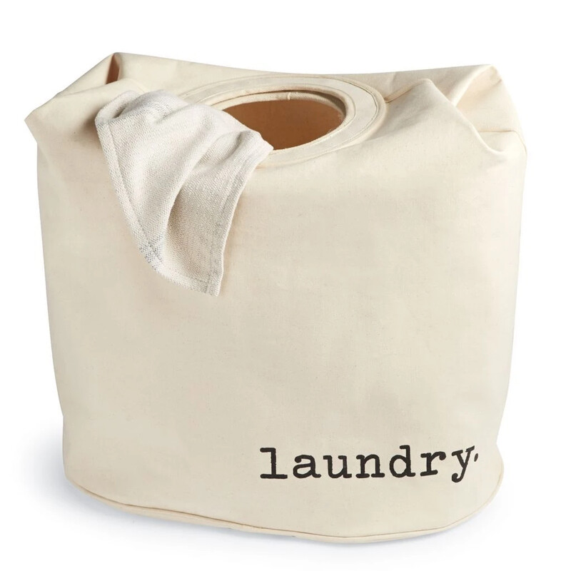 MudPie Laundry Storage Tote