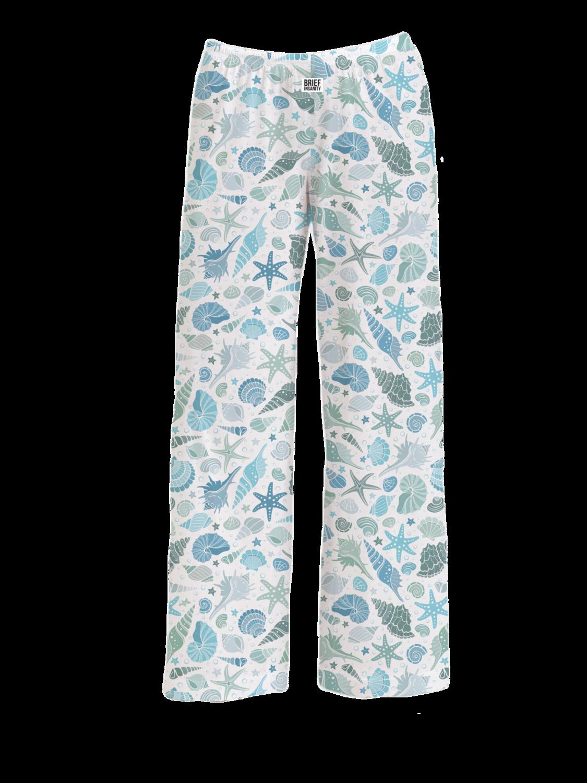 Brief Insanity Pajama Pants- Seashell