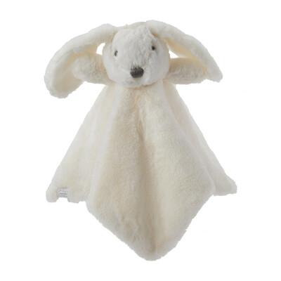 MudPie Bunny Plush Woobie