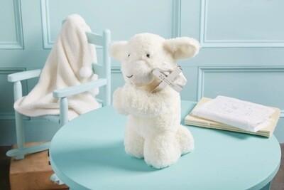MudPie Musical Prayer Lamb