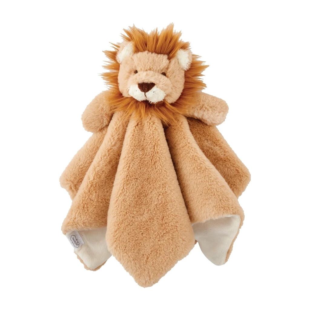 MudPie Lion Plush Woobie