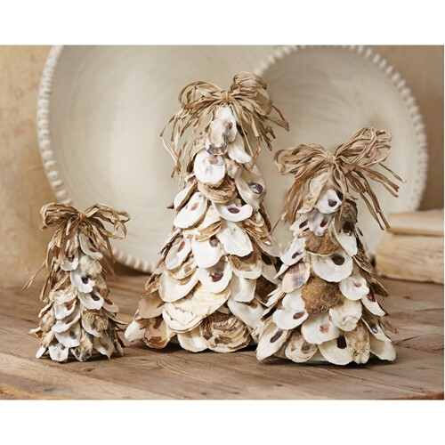 MudPie Oyster Shell Trees