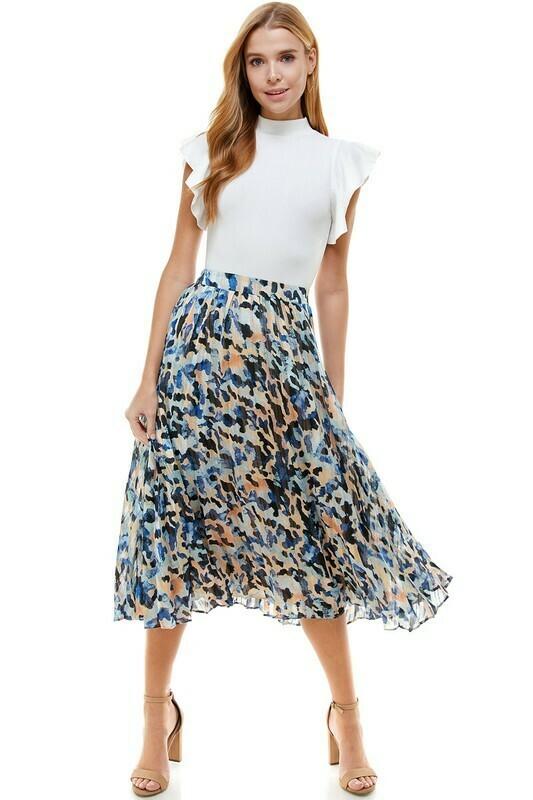 Song of Love Skirt