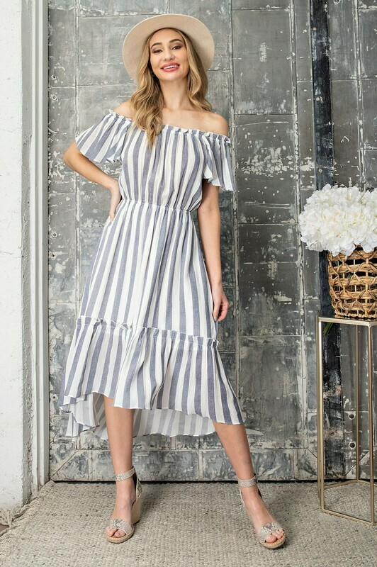 On The Rise Maxi