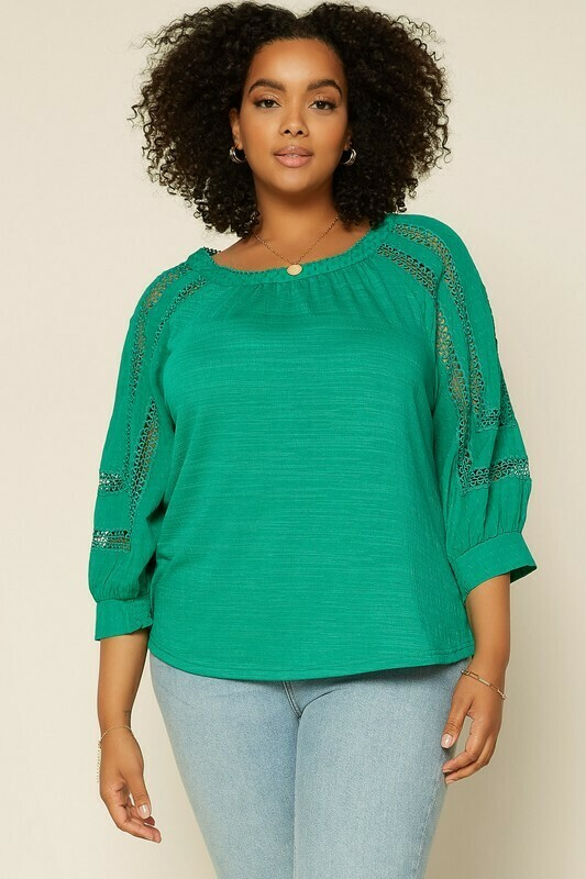 Holding Out Top PLUS