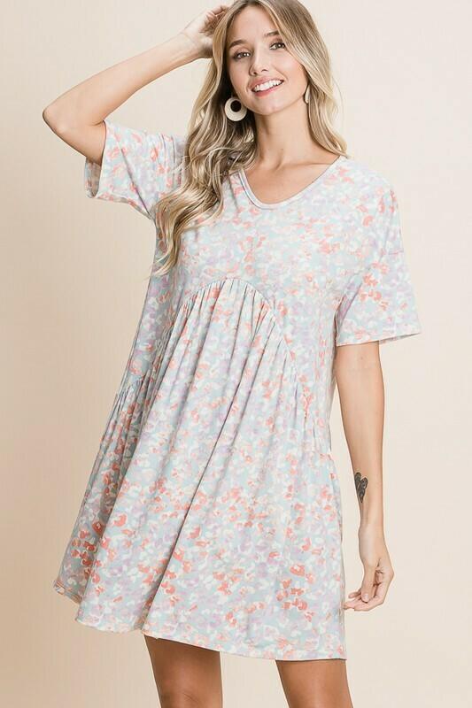 Bloom Bright Dress