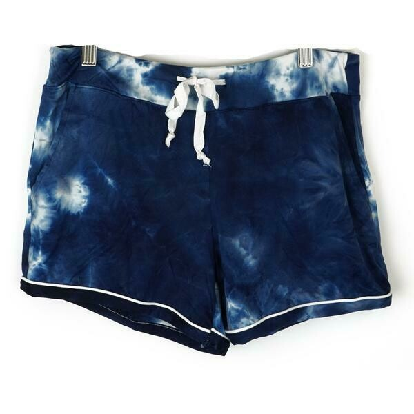 Hello Mello Dyes the Limit Shorts, Navy