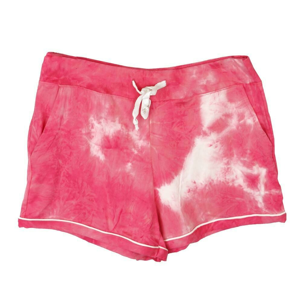 Hello Mello Dyes the Limit Shorts, Coral