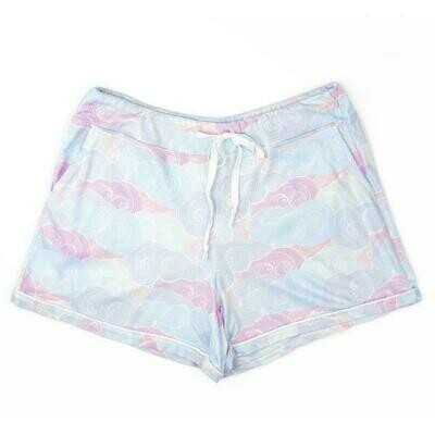 Hello Mello Lounge Shorts, Head In The Clouds