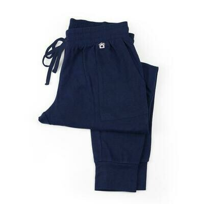 Hello Mello Best Day Ever Lounge Pants, Blue