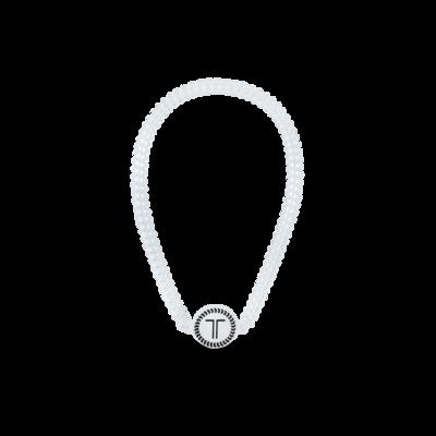 TELETIES Headband Crystal Clear