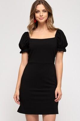 Bold Move Dress
