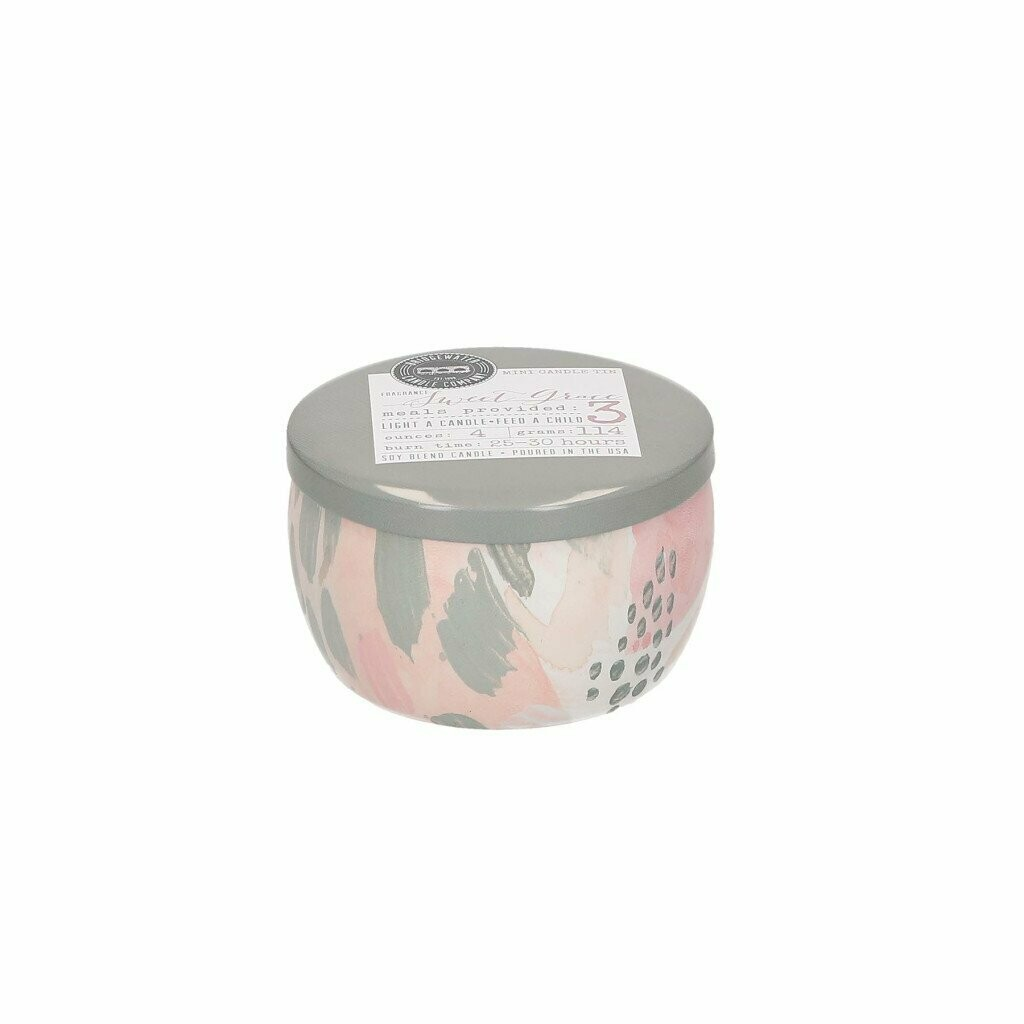 Sweet Grace Candle No. 033