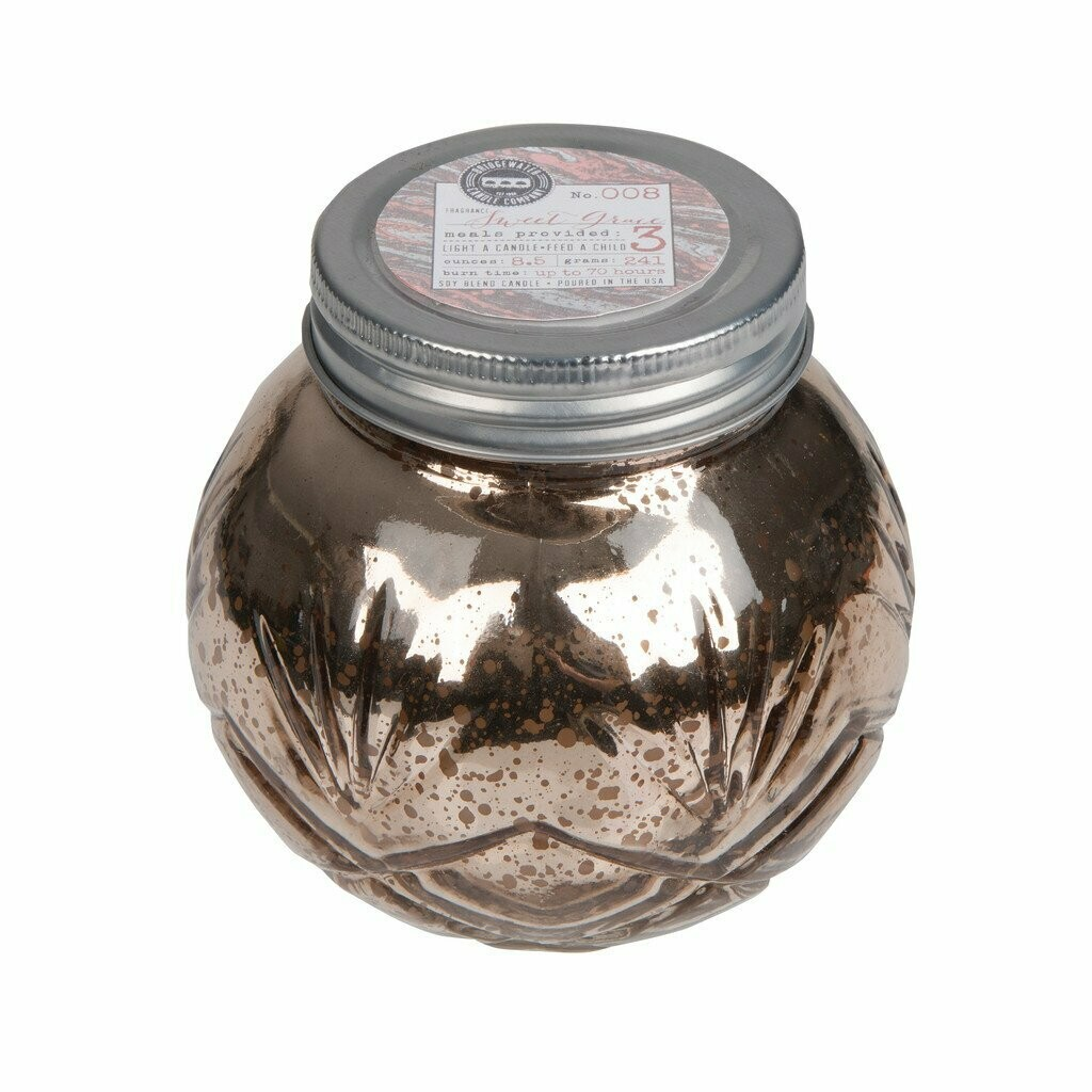 Sweet Grace Candle No. 008