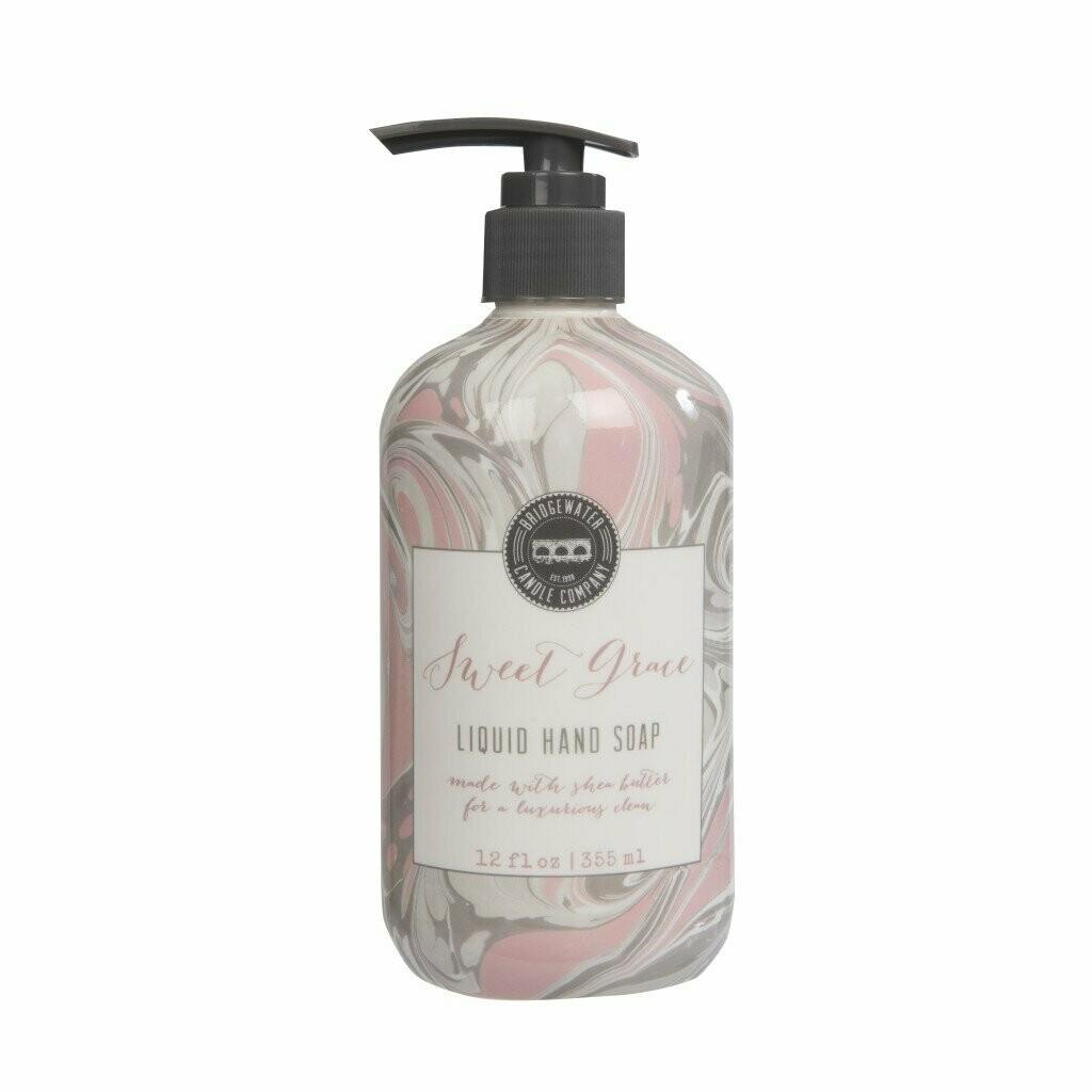 Sweet Grace Liquid Hand Soap 12oz.