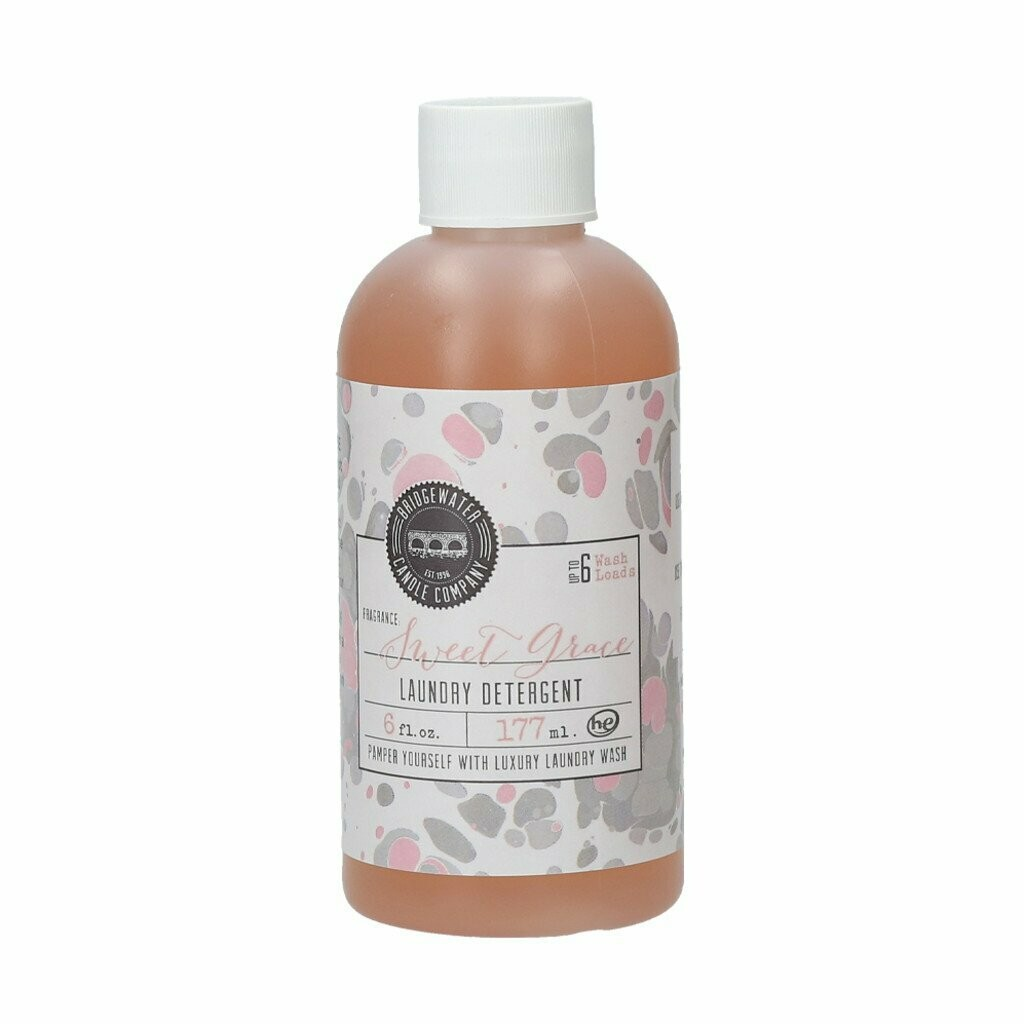 Sweet Grace Laundry Detergent 6oz.
