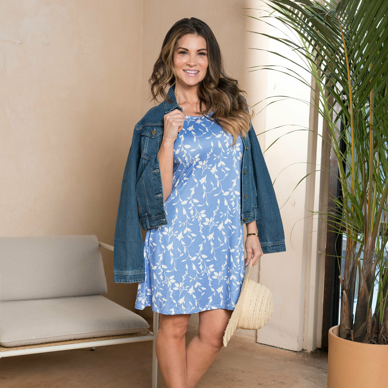 Go With The Flow Dress