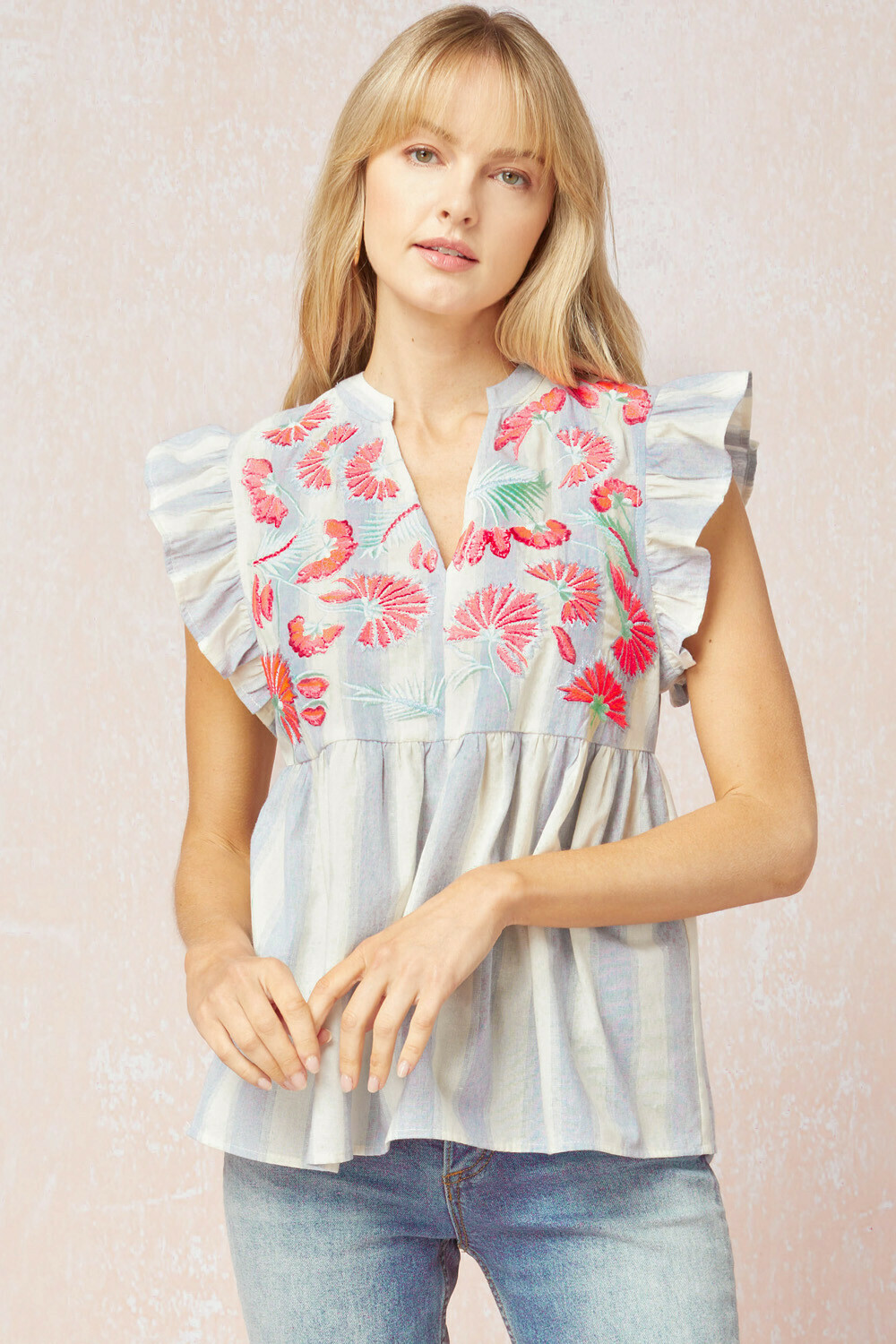 Free & Easy Top