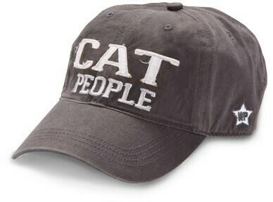 Cat People Hat- Dark Gray