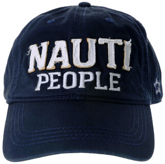 Nauti People Hat- Navy