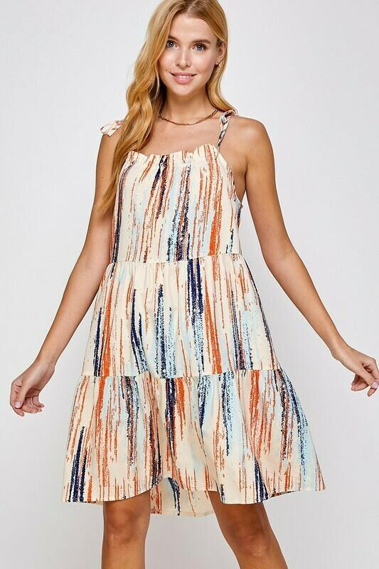 Fervently Fierce Dress