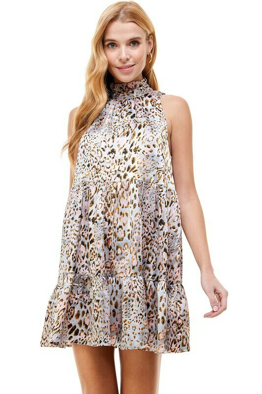 Puzzled Thoughts Dress