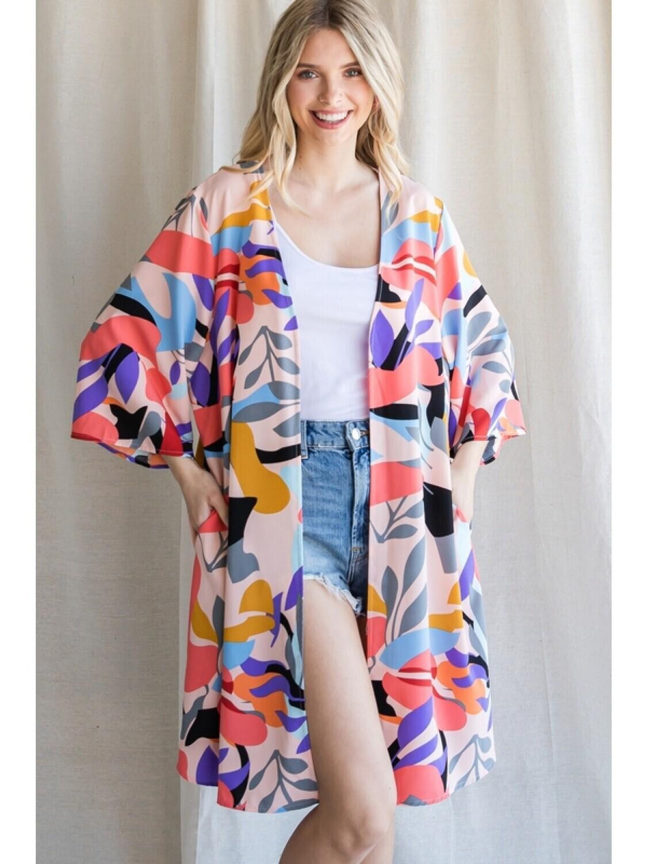 Picky Choice Kimono
