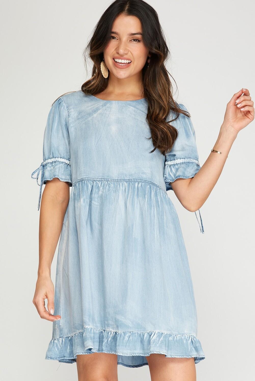 A Total Sweetheart Dress