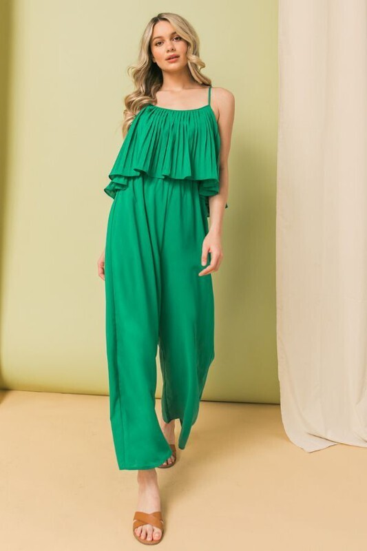 Be The Lead Jumpsuit