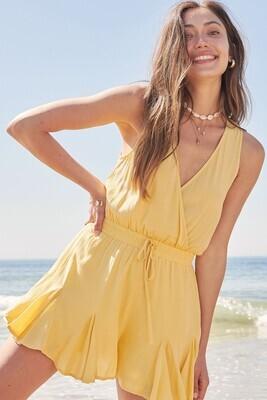 Come With Compliments Romper
