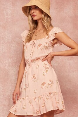 Summer Days Are Here Dress