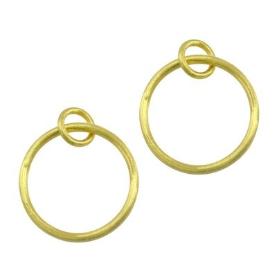Betty Carre Larissa Link Round Hoops