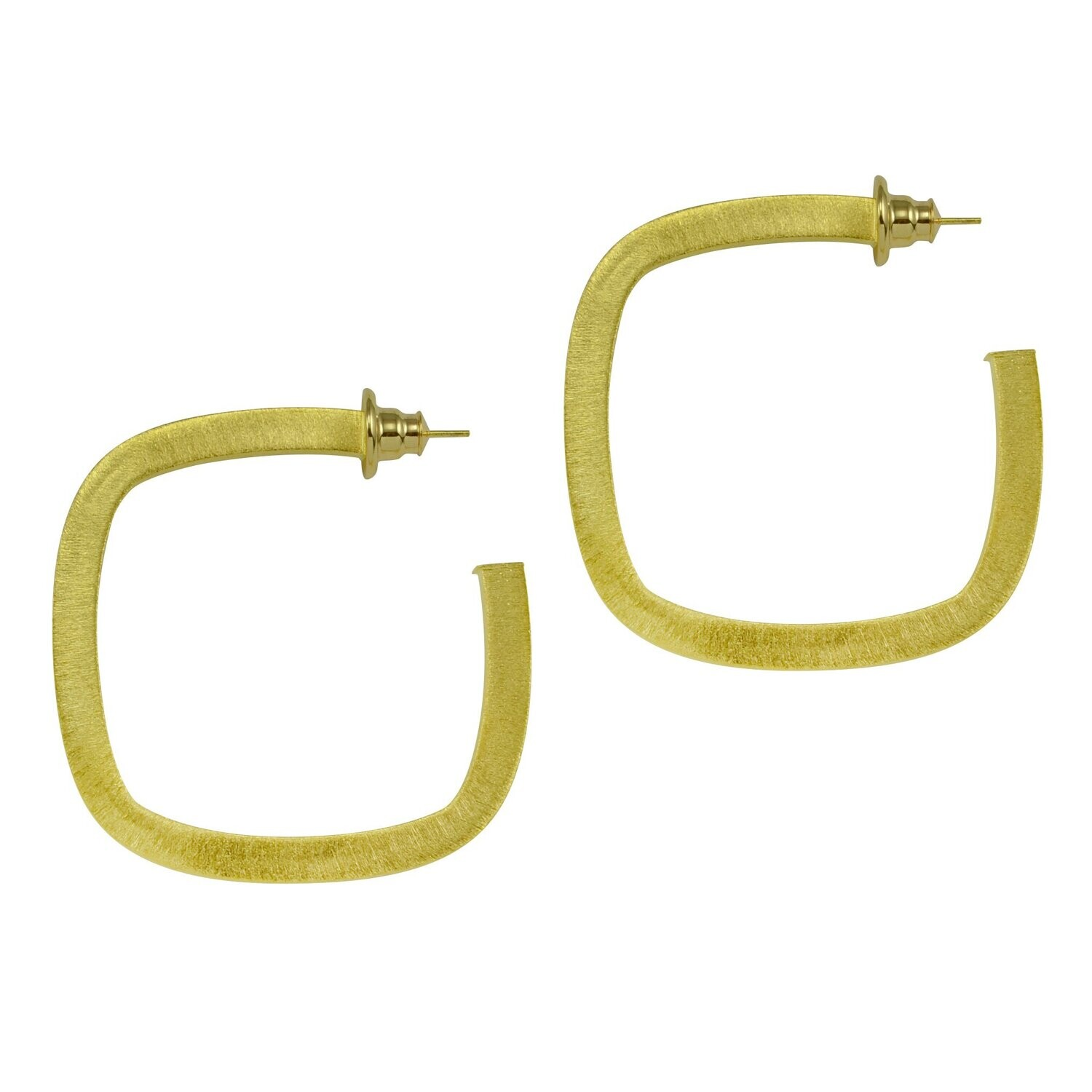 Betty Carre Alid Square Hoop